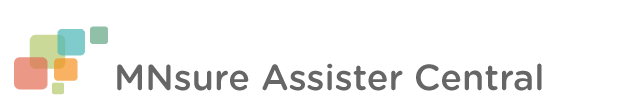 Assister Central printed logo