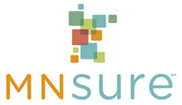 MNsure printed logo